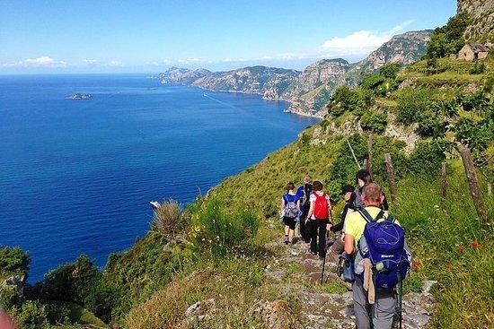 Half-Day Private Amalfi Coast Path of...