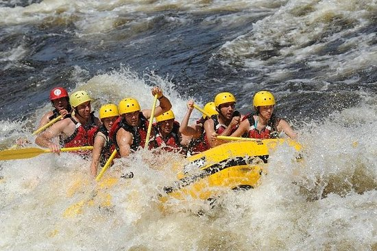 Rouge River White Water Rafting - Día...