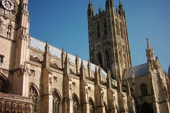 Canterbury Private Day Tour With...