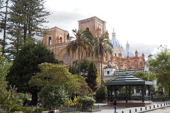 Recorrido por la ciudad de Cuenca...