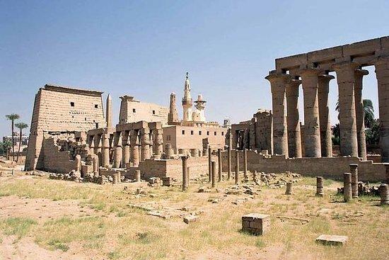 Privétrip van een dag naar Luxor met ...