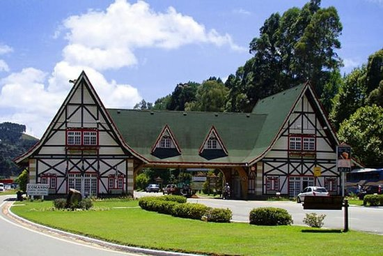 Full-Day Trip to Campos do Jordao...