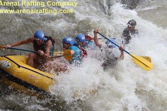 Sarapiqui River Class 3 and 4 White...