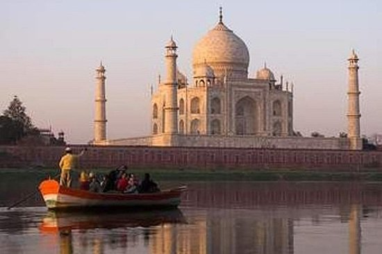 Full-Day Agra Tour with a Local...