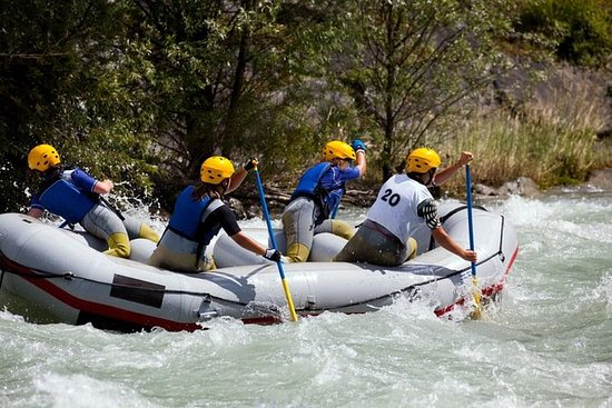 Half-Day Private White Water Rafting...