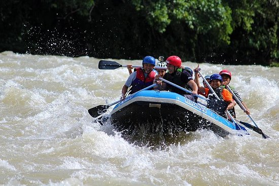 Kiulu White Water River Rafting from...