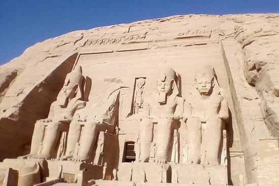 Visita coletiva ao templo de Abu...