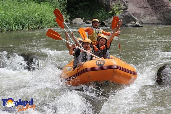 White Water Rafting in Ubud including...