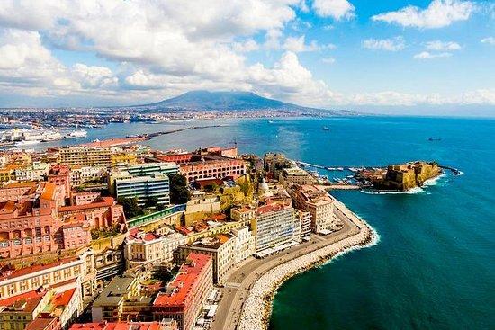 Excursion à pied à Naples depuis le...