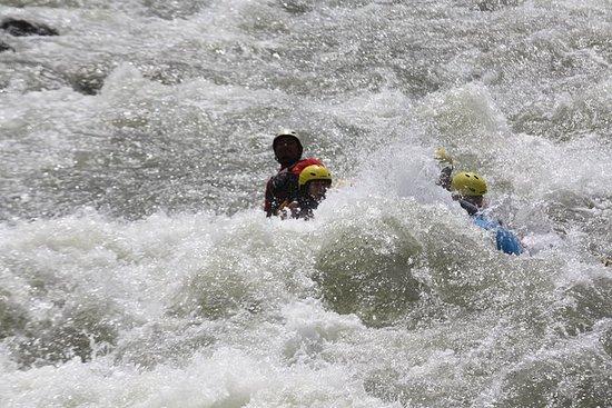 White Water Rafting Class III & IV