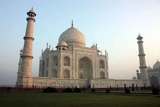 Agra City Tour from Delhi to Agra
