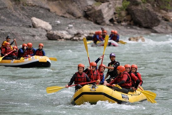 White Water River Rafting from...