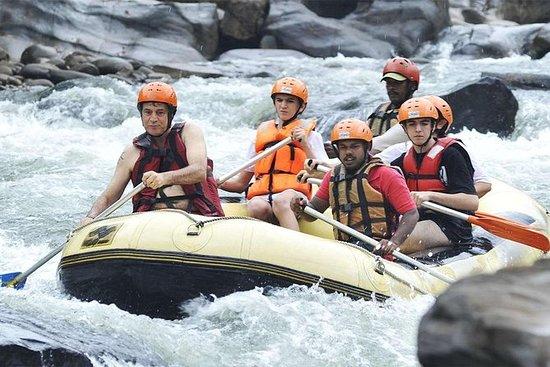 White Water Rafting i Kitulgala Fra...
