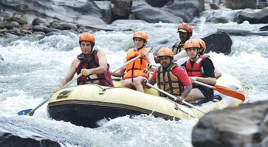 White Water Rafting in Kitulgala From...