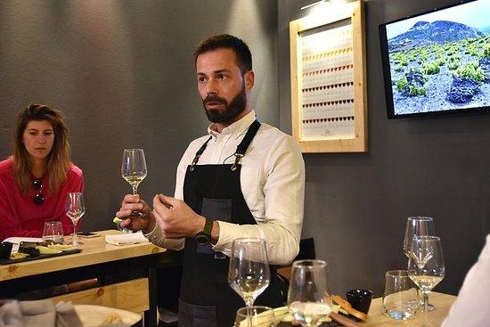 アクロポリスのワインテイスティング
