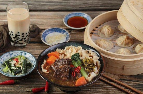 Clase de cocina taiwanesa XiaoLongBao...