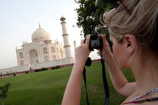 Samme dag Agra Taj Mahal Tour av...