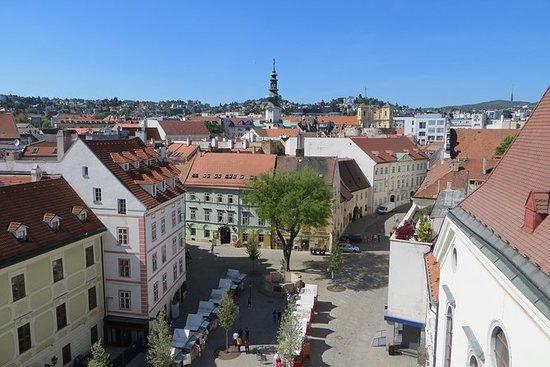 Basic Bratislava Tour