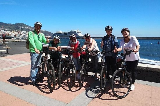 E-Bike Half Day Tour for Cruise Ship...