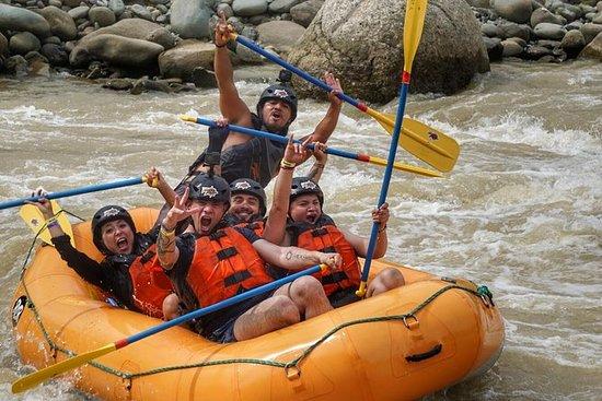 Rafting en el río Naranjo desde...