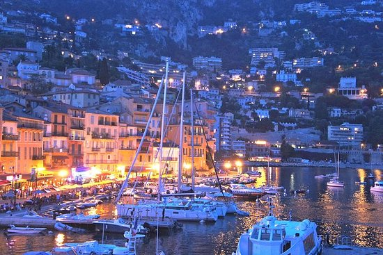 Small group excursion to Villefranche...
