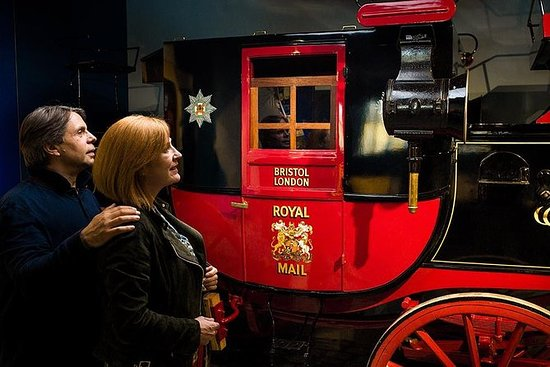 The Postal Museum Exhibitions Admission Ticket