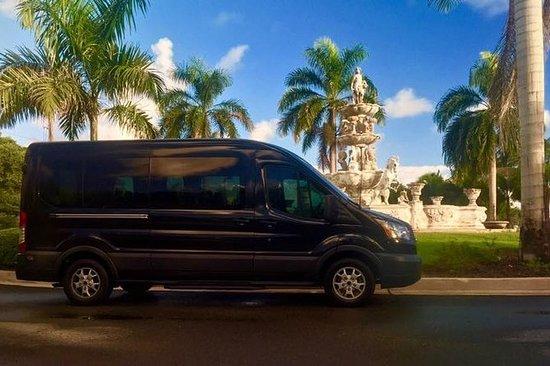 Transferência de Van Transit para a...