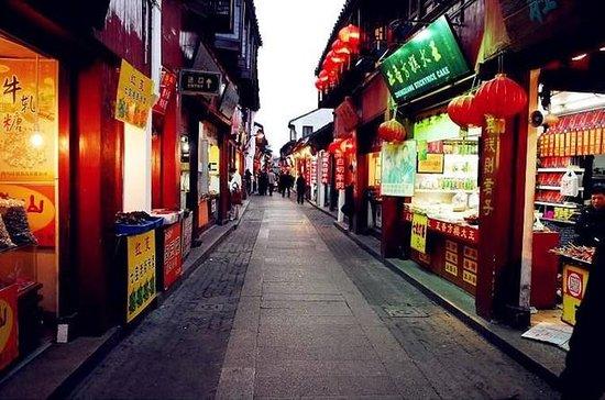 Tour privado de escala de Shangai a...