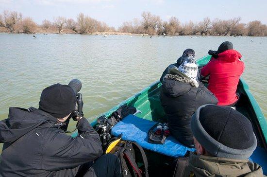 Viagem guiada ao Delta do Danúbio no...