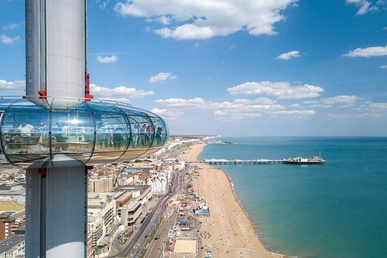 British Airways i360 Ride i Brighton