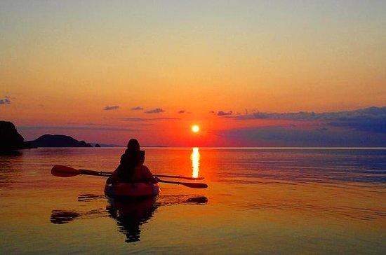 -Ishigaki Ocean- Kayak Sunset View...