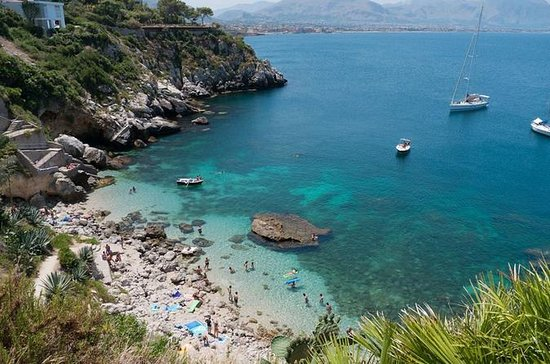 Bootsausflug nach Capo Zafferano...