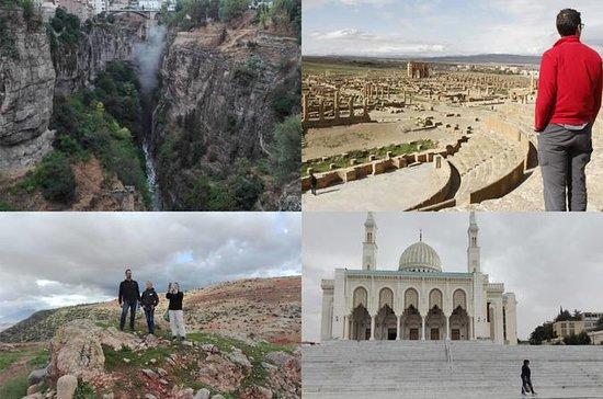 O melhor da Argélia Roman Ruins Tour