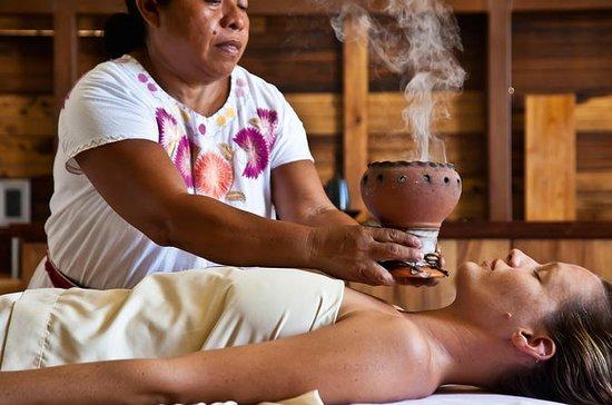Combinação especial de xamã maia