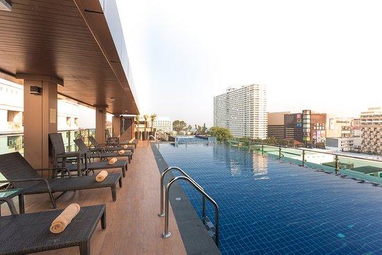 Acqua Hotel, Hotels in Pattaya