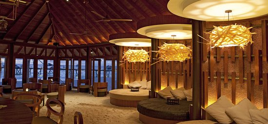 Halaveli Island: Bar/Lounge