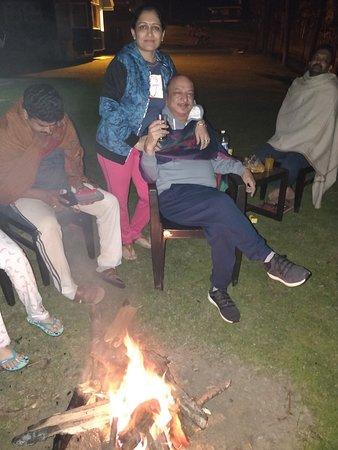 BON FIRE JKTDC TOURIST BUNGALOW