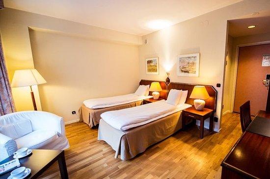Eslöv, Suecia: Guest room