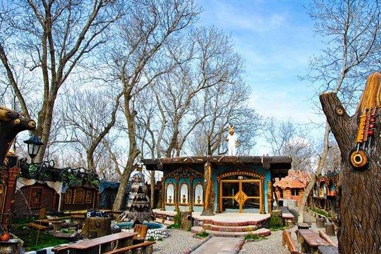 Tabriz, อิหร่าน: Miniature park