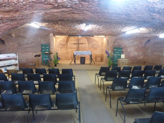 Catacomb Church: Small but Cool