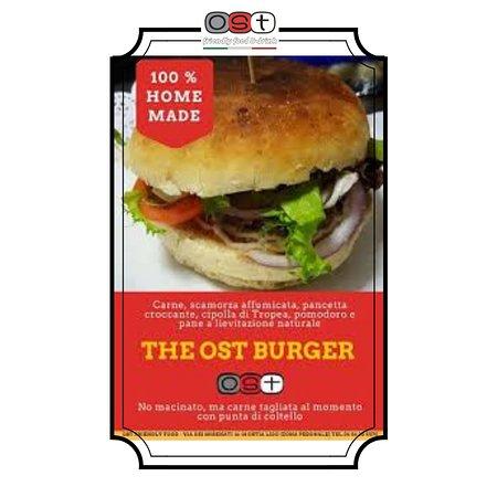 Ost Friendly Food: Ost Burger
