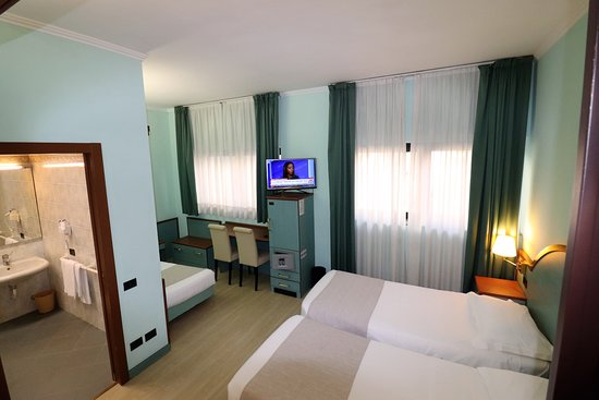 Hotel Domenichino: CAMERA TRIPLA