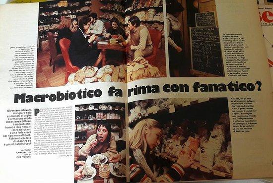 Articoli storici sul Centro Macrobiotico Milanese, visita la galleria completa qui: https://www.centromacrobioticomilanese.it/galleria/foto-storiche/