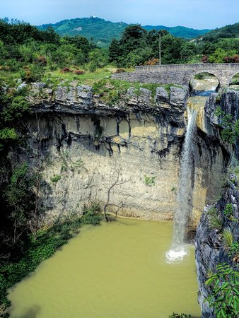 Gracisce, Croatia: Sopot Waterfall, Floricici, Istria, Croatia
