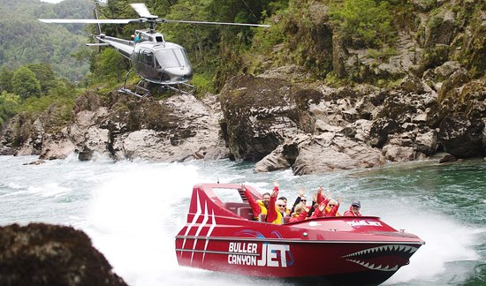 Goldrush Jet, Murchison - if you want a jetboat ride - this is IT