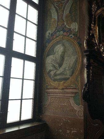 Interior Aula Leopoldina