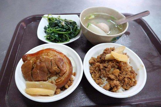 Shan He Lu Rou Fan - Second Market: 山河魯肉飯