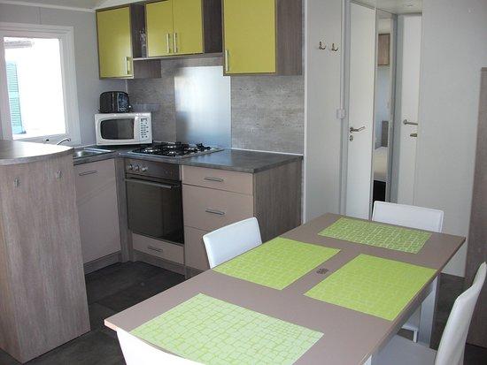 Mobil-home Grand Confort pour 6 personnes