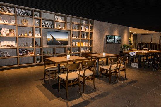 Aerotel Guangzhou: Library Lounge --- 阅读休憩室