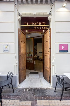 Bienvenidos a El Barrio de San Roque